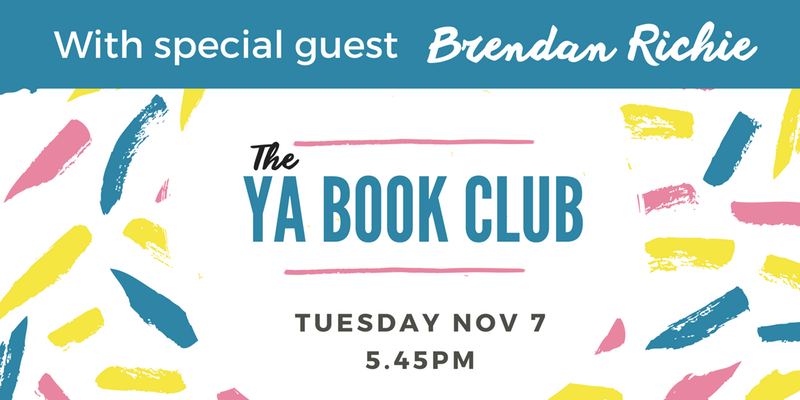 Dymocks Joondalup YA Book Club