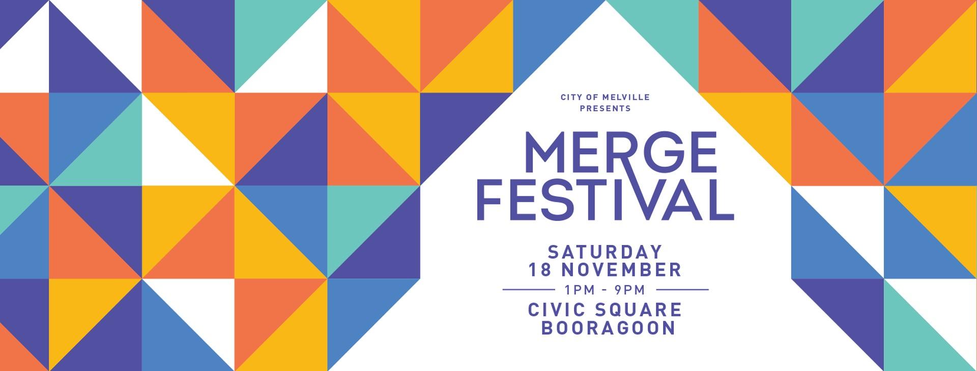 Merge Festival featuring Brendan Ritchie